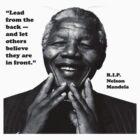 RIP Nelson Mandela by lewislinks