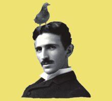 Tesla & Pigeon Kids Clothes