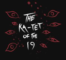Ka-Tet of the 19 by omitted