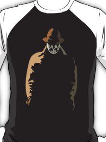 Rorschach  in the Shadows T-Shirt