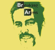 Mitchell Johnson - Breaking Arms by ChrisButler