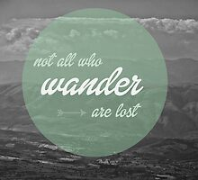 wander by AnnaGo