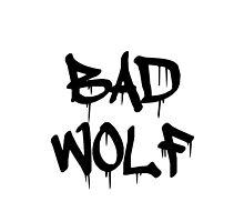 Bad Wolf-Simple by AFenn91