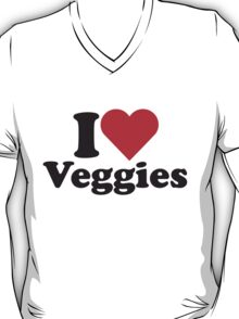 I Heart Love Veggies T-Shirt