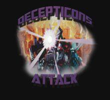 Decepticon's Attack! by Maxmayhemer