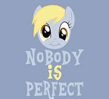 Derpy Whooves: Nobody Is Perfect by Jubal Fleetham