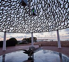 HMAS Sydney Memorial by michellemckoy