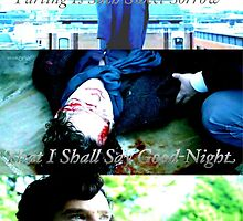 Parting Is Such Sweet Sarrow by GStilinski24