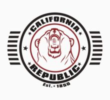 California Republik Shirt by Arek619