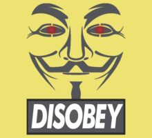 Disobey by Tony Ellis
