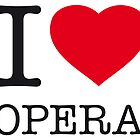 I ♥ OPERA by eyesblau