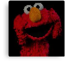 Elmo Canvas Print