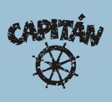Capitan Wheel Patina by theshirtshops