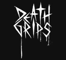 Death Grips white logo t-shirt by Hollywise