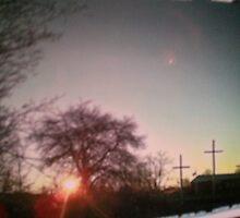 Three crosses by whwilson