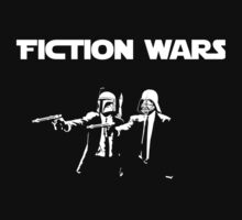 Fiction Wars by plutonick