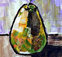 Pear by Claudia McBain