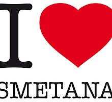 I ♥ SMETANA by eyesblau