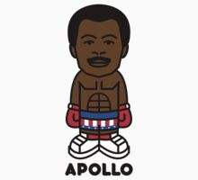 Apollo Creed by JamesShannon