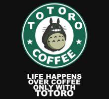 TOTORO Coffee - Starbucks ToToRo by rafel90