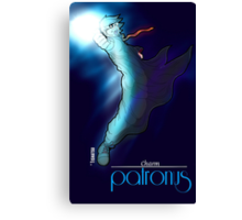 Harry Potter, Patronus, Charm, Hogwarts, Gryffindor, Azkaban Canvas Print