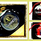 Guinness Christmas Baubles by ©The Creative  Minds