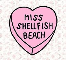 miss shellfish beach by firemylions