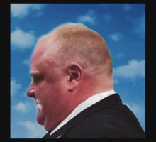 Rob Ford - Drake by ShaanBr