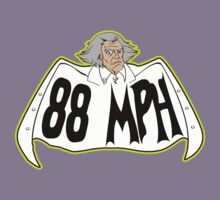 Doc Brown - 88 mph - cloak by kingUgo