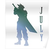Cloud - July Poster