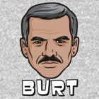 Archer - Burt Reynolds by TheFinalDonut