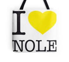 I ♥ NOLE Tote Bag