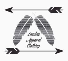Tribal Feathers & Arrows by LondonApparel