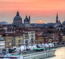Venetian Dawn by Tom Gomez