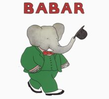 Babar the Elephant by dontclothing