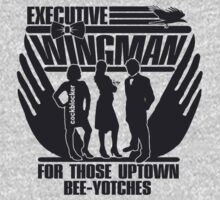 Executive Wingman by bunnyboiler