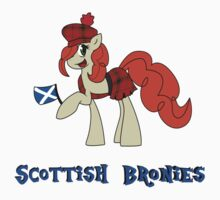 Scottish Bronies T-Shirt by ScottishBronies