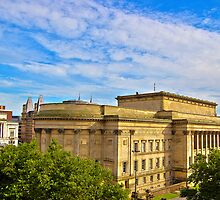 St Georges Hall by Bob Edwards