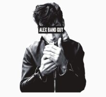 Alex Band Guy - Alex Turner Smoking a Cigarette - Arctic Monkeys by cbazoe