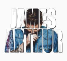 T-Shirt James Arthur by paynemyheart