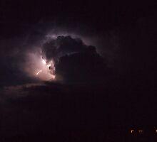 Lightning on the Sound 8 by KayZeg