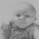 Baby Boy by Pam Humbargar