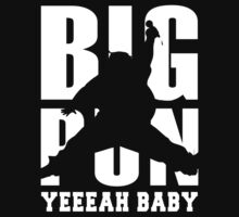 BIG PUN yeah baby 2 by GoldWhite