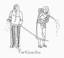 Portlandia- Women and Women First by Madison Rankin