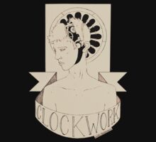 CLOCKWORK by Daniel Davidowitz