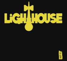Lighthouse, yellow by gotmoxy