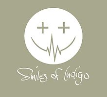 Smiles of Indigo official logo by JarlKnudsen