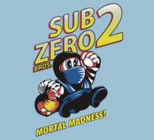 Super Mortal Madnes Bros by ipoeng