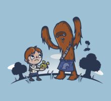 Tom Wookiee by 8-bit-hobo