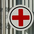 Red Cross by Mark Jackson